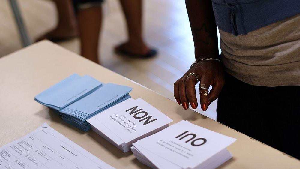 Yeni Kaledonya, Fransa'dan ayrılmak için bağımsızlık referandumuna gidiyor