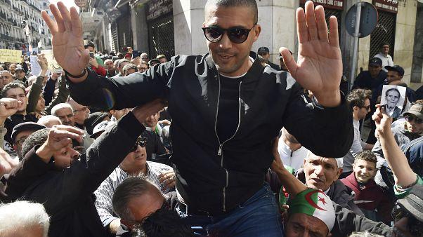 Khaled Drareni, le 6 mars 2020