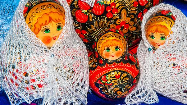Handmade Orenburg shawls are highly sought after in Russia