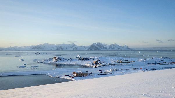 Antarktiszi panoráma 2020-ban