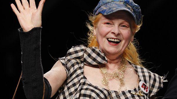 Vivienne Westwood - immer hübsch gegen den Strich