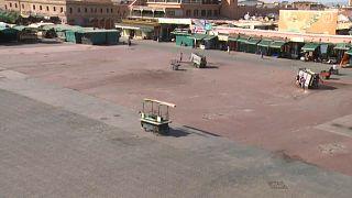 Maroc : Faute de tourisme, Marrakech étouffe