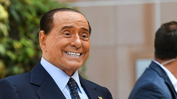 İtalya'nın eski başbakanlarından Silvio Berlusoni