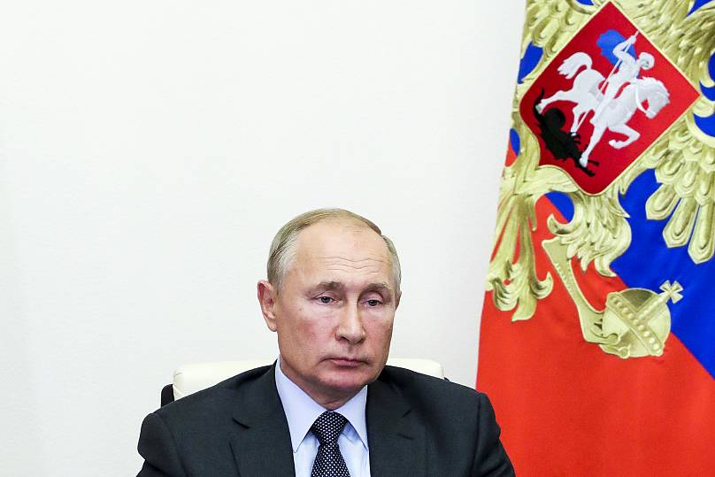 Mikhail Klimentyev/AP