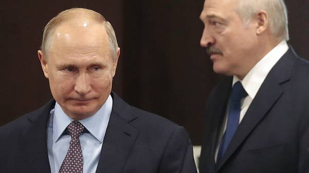 Hilfe von Putin: Lukaschenko zu Besuch in Sotschi