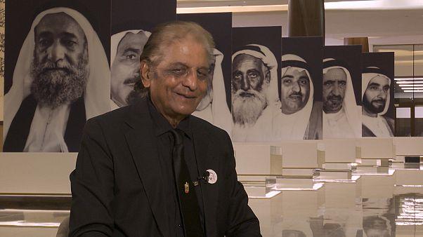 Ramesh Shukla, az Emirátusok nem hivatalos udvari fotósa