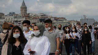 Türkiye'de Covid-19 salgını son durumu