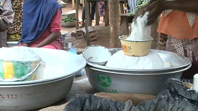 La crise alimentaire en Centrafrique s'accentue