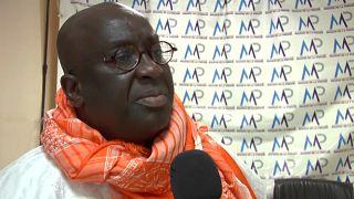Papa Massata Diack clame son innocence devant la presse
