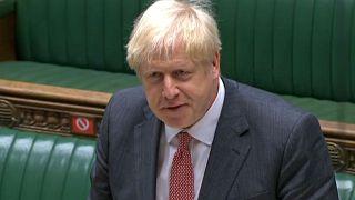 Brexit: Johnson törvényjavaslata vette az első akadályt