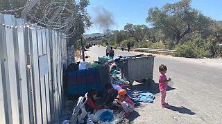 L'Allemagne propose de recevoir 1500 réfugiés du camp incendié de Moria