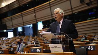 Avrupa Birliği Dışilişkiler Yüksek Temsilcisi Josep Borrell