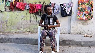 İstanbul'da yaşayan Ugandalı göçmen Teddy