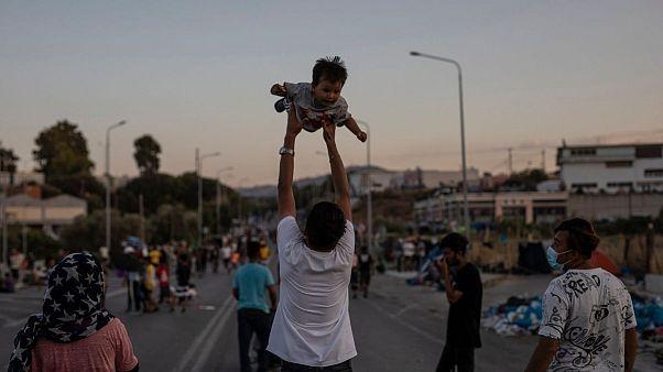 مهاجران ساکن در جزایر یونان