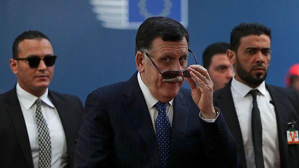 فائز سراج، نخست وزیر لیبی