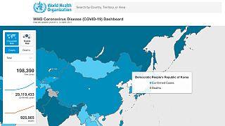 Corea del Norte. Cero casos, cero fallecidos