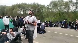 Zwischen den Grenzen - Juden sitzen zwischen Ukraine und Belarus fest