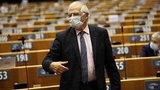 كبير الدبلوماسيين الأوروبيين ووزير خارجية الاتحاد الأوروبي جوزيب بوريل