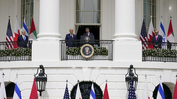 ΗΠΑ: Υπεγράφη η συμφωνία ομαλοποίησης σχέσεων ανάμεσα σε Ισραήλ - Μπαχρέιν και ΗΑΕ