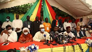 "Mali's opposition group says junta's plan ""does not reflect"" views of the people"