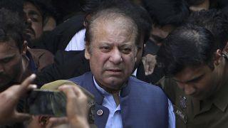 Pakistan'ın eski Başbakanı Navaz Şerif