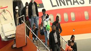 Local Flights Take Off Once Again in Angola Post