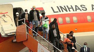 Covid-19 : le trafic aérien reprend en Angola