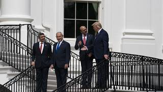 """İran'dan İsrail'le normalleşme anlaşması yorumu: """"Trump'ın sirkinde oynadılar"""""""