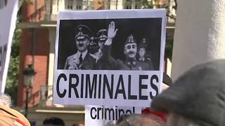 Euronews correspondent Jaime Velazquez reports from Madrid