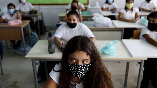 Escola em Chipre