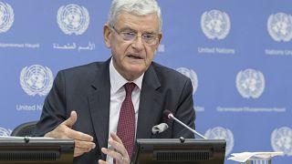 BM Genel Kurulu Başkanı Volkan Bozkır