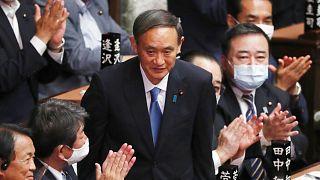 نخستوزیر جدید ژاپن