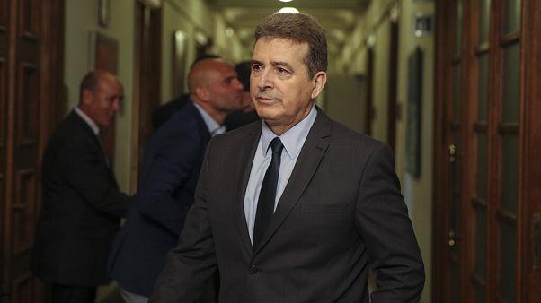 Ο υπουργός Προστασίας του Πολίτη Μιχάλης Χρυσοχοΐδης