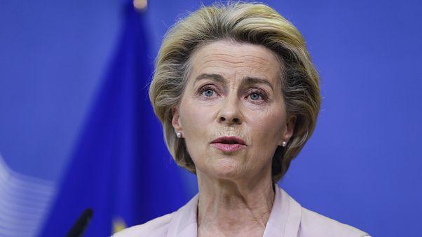 Európai minimálbérről nyújtanak be javaslatot, mondta évértékelőjén Ursula von der Leyen