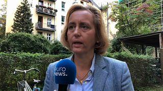 AfD-Politikerin Beatrix von Storch.
