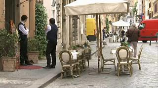 Small businesses in Italy look to EU recovery fund to stay afloat