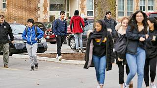 Kanadalı öğrenciler