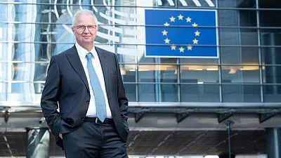 László Trócsányi, law professor and MEP.