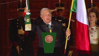 Meksika'da Bağımsızlık Günü kutlamaları 153 yıldır ilk kez halka kapalı