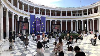 Από την εκδήλωση της Ευρωπαϊκής Επιτροπής στο Ζάππειο