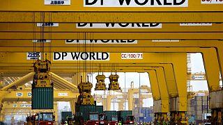 """وقّعت مجموعة """"موانئ دبي العالمية"""" عدداً من مذكرات التفاهم مع شركة """"دورتاوار"""" الاسرائيلية الأربعاء 16 سبتمبر 2020"""