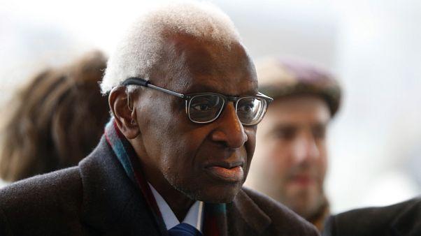 Eski Uluslararası Atletizm Federasyonları Birliği Başkanı Lamine Diack