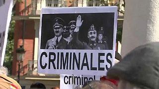 تظاهرات در اسپانیا