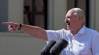 Belarus Cumhurbaşkanı Aleksandr Lukaşenko
