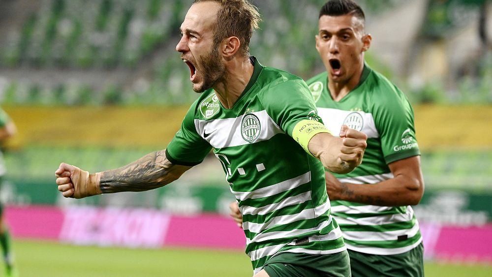 BL-selejtező: a Ferencváros legyőzte a Dinamót | Euronews