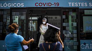 Coronavirus-Tests in Cascais