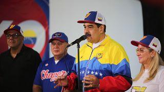Nicolás Maduro (Archivaufnahme)