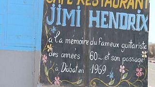 Morocco's Myth-Filled Jimi Hendrix Shrine Village