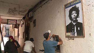 Maroc : sur les traces de Jimi Hendrix