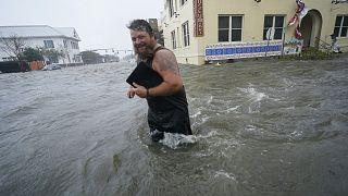 """Wirbelsturm """"Sally"""": Der Südosten der USA unter Wasser"""